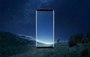 Das Design des Samsung Galaxy S8 und Galaxy S8+