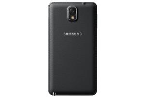 Samsung Galaxy Note 3 Black - Rückseite