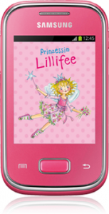 Prinzessin Lillifee Handy Smartphone