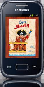 Capt´n Sharky Handy Smartphone