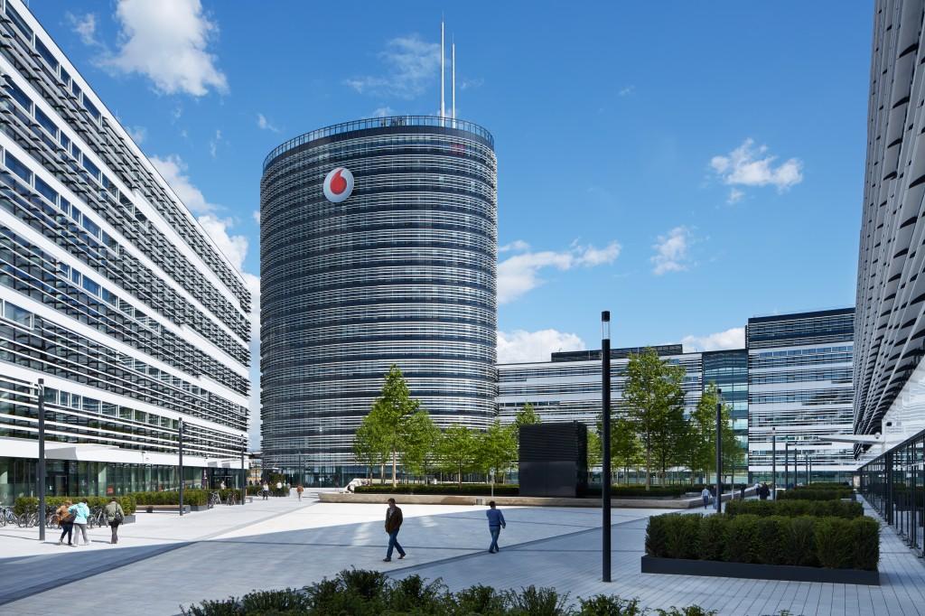 Vodafone Campus in Düsseldorf