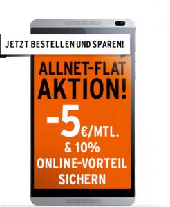 otelo Allnet-Flat Aktion