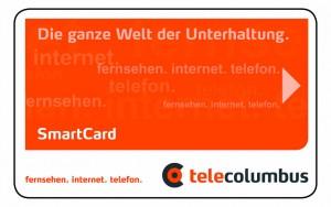 Die Tele Columbus SmartCard