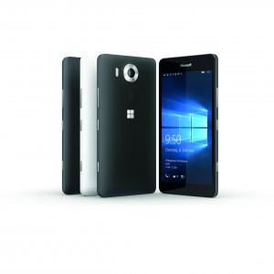Das Microsoft Lumia 950 Dual-SIM Smartphone mit Windows 10