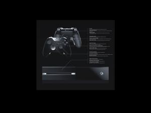 Die Microsoft Xbox ONE Elite mit 1 TB Speicher