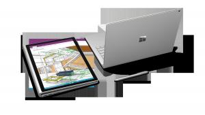 Das Microsoft Surface-Book