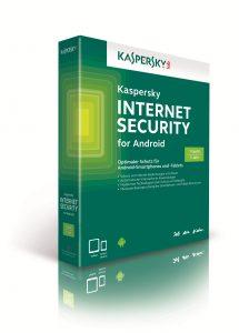 Die Kaspersky Internet Security for Android für Ihr Smartphone oder Tablet!
