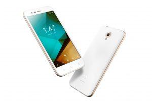 Vodafone Smart Prime 7 in weiß