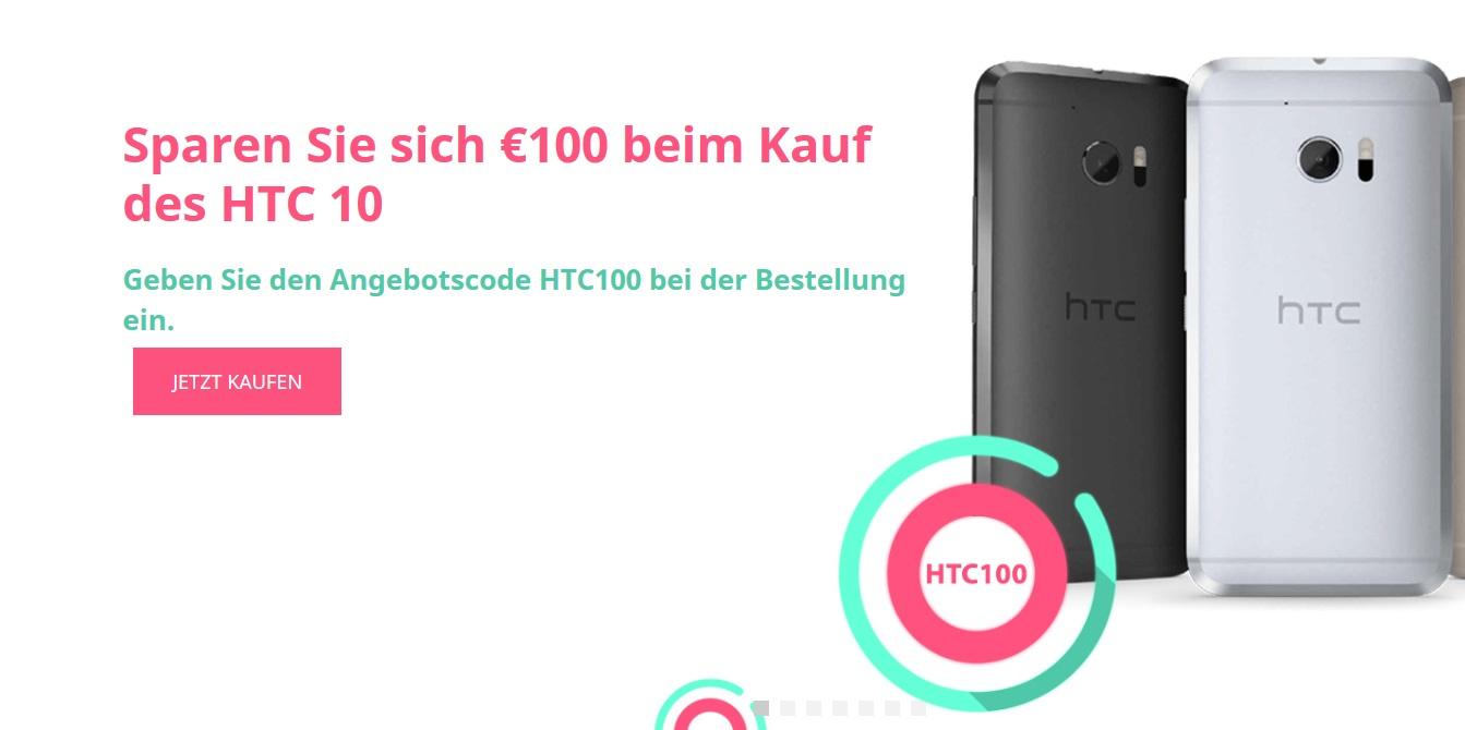 HTC RABATT