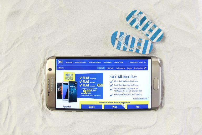 11 Allnetflat Handyverträge Jetzt Inklusive Eu Auslandsflat Handy