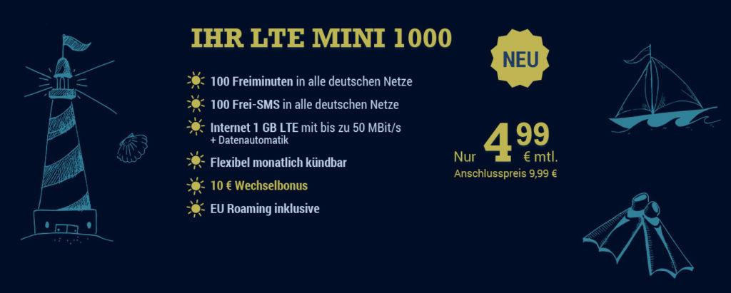 McSIM LTE Mini 1000
