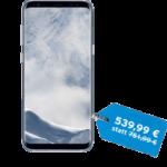 Das Samsung Galaxy S8+ (in silber oder schwarz) in der congstar Cyber Weekend Aktion