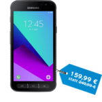 Das Samsung Galaxy XCover 4 in der congstar Cyber Weekend Aktion