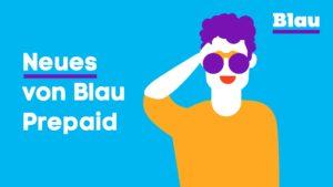 Neues von Blau Prepaid