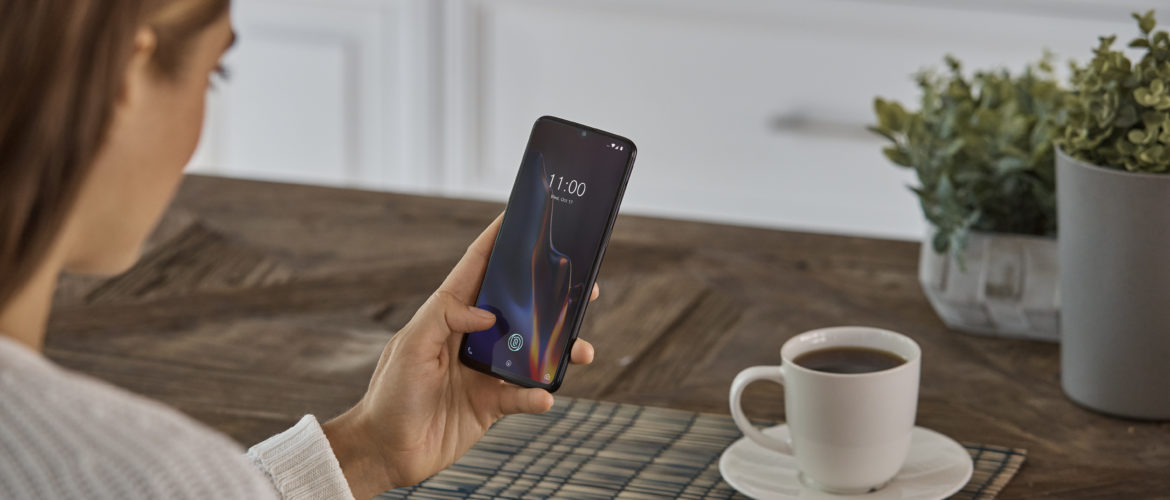 Unlock the Speed mit dem OnePlus 6T - Copyright: OnePlus