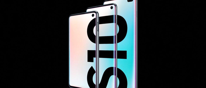 Samsung Galaxy S10 und S10 Plus combo