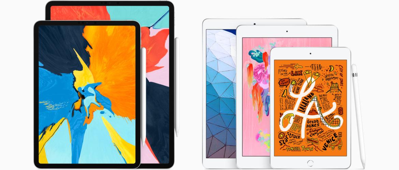 Das neue iPad Air (2019) und das iPad Mini (2019) mit dem Apple Pencil
