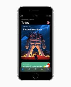 Das neue Apple iPhone SE - Apple App-Store