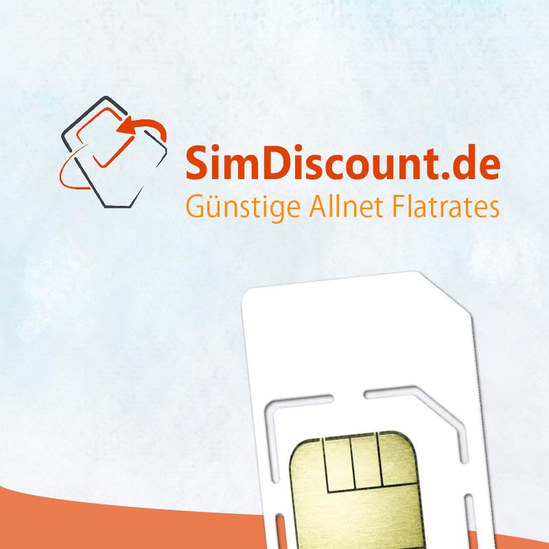 SimDiscount - Günstige AllnetFlat Handytarife