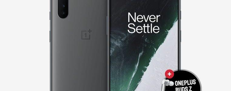 Das OnePlus Nord im exklisven Bundle