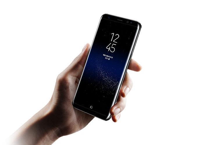 Das Samsung Galaxy S8